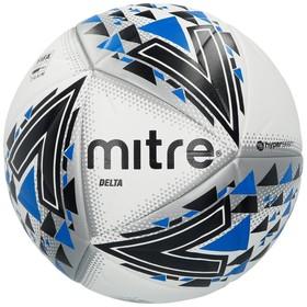 Мяч футбольный MITRE DELTA FIFA PRO HYPERSEAM, размер 5, 14 панелей