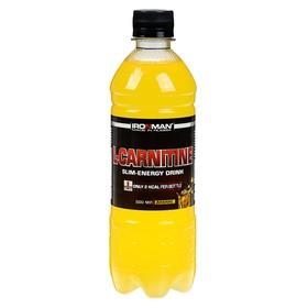 "Напиток ""Ironman"" L-Карнитин ананас 0,5 л"