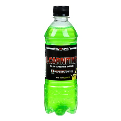 "Напиток ""Ironman"" L-Карнитин яблоко 0,5 л"