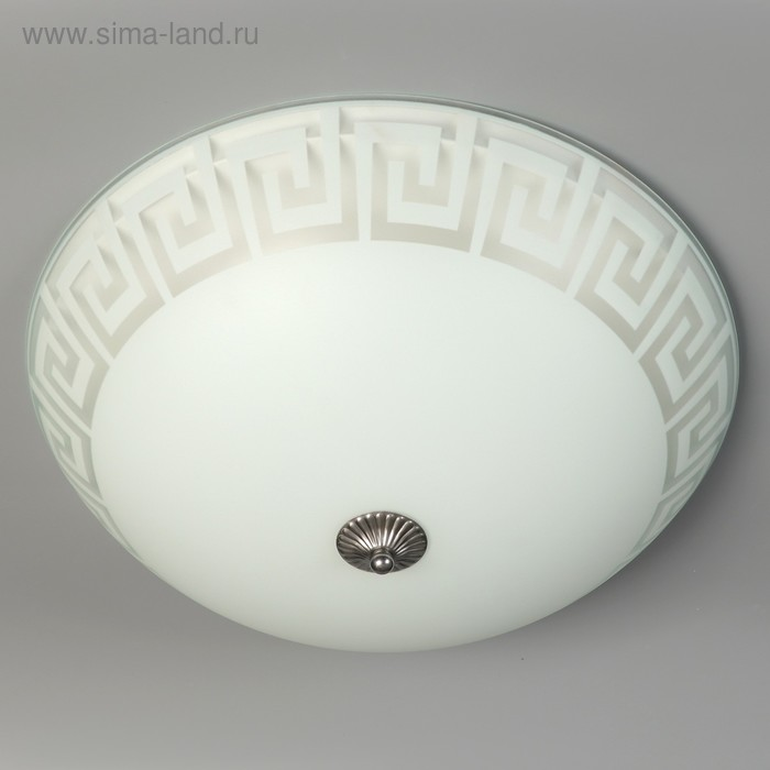 "Светильник ""Греция"" 4x60Вт E27 d.45см"