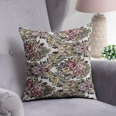 "Pillow case decorative ""Ethel"" rosemary 40x40 cm"