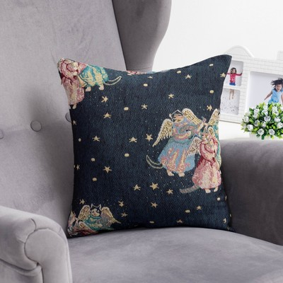 """Pillow case decorative """"Ethel"""" Angels 40x40 cm"""