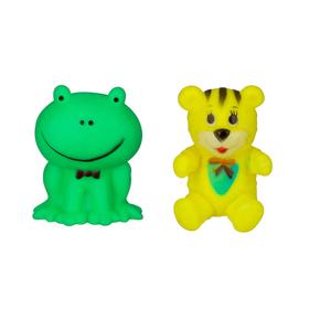 Набор игрушек для ванны, 2 шт., МИКС