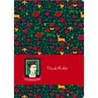 Блокнот. Frida (формат А4, мягкая обложка, круглые углы, блок в точку)