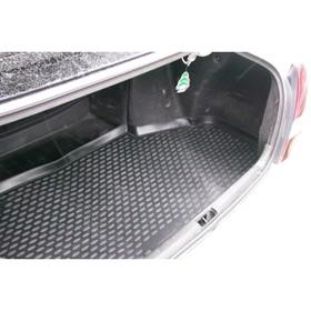 Коврик в багажник TOYOTA Mark 2 GX110 2000-2004 (полиуретан) кор., П.Р. сед.