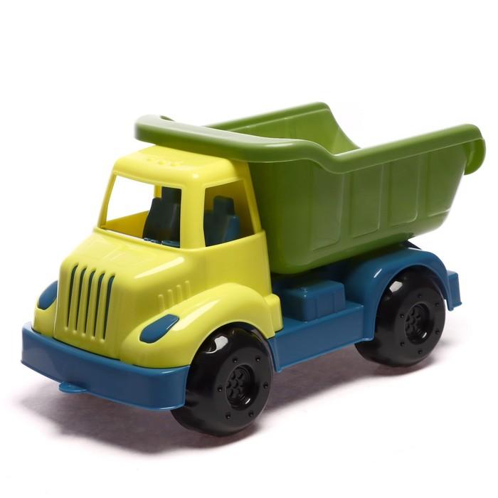 Машинка детская «Самосвал мини», жёлтый - фото 76286727