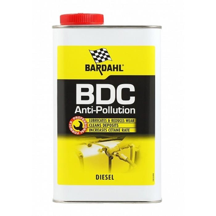 Присадка в дизельное топливо, BARDAHL 1200 BDC, 1 л
