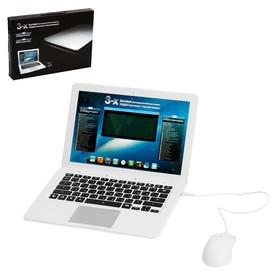 Ноутбук обучающий, 80 функций, 3 языка: русский, английский, казахский