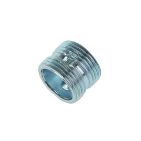 Ниппель межсекционный, 1', для сборки алюминиевых и биметаллических радиаторов Ош