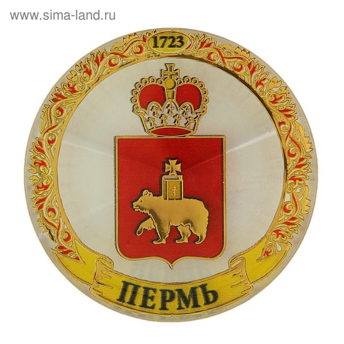 """Магнит """"Пермь. Герб"""""""