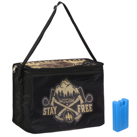 "Bag-container ""Stay wild"" with elements of cold, 16 l"