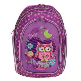 Рюкзак школьный эргономичная спинка, Mag Taller Cosmo lll, 36 х 29 х 18, Owl
