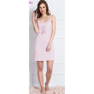 Туника женская 702078 0000 цвет розовый, р-р 48 (L)
