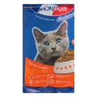 Сухой корм MonAmi для кошек, мясное ассорти, 400 г