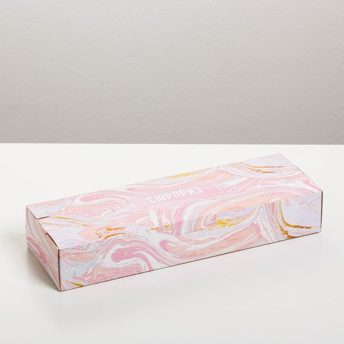 Складная коробка «Сюрприз», 30 х 10 х 5 см