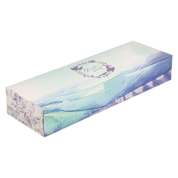 Складная коробка «Для тебя!», 30 х 10 х 5 см - фото 173640533