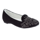 Туфли для девочек арт. SC-21431 (чёрный) (р. 32)