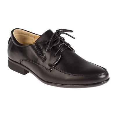 Туфли для мальчика арт. SB-22804 (чёрный) (р. 40)