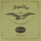 Одиночная струна для укулеле AQUILA BIONYLON 9U SINGLE концерт, 4я G в обмотке