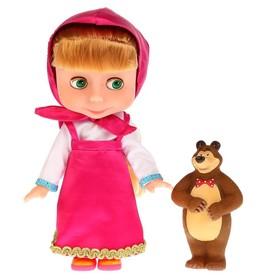 Кукла «Маша», звуковые функции, 25 см