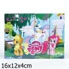 Кубики My little pony, в плёнке