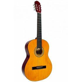Классическая гитара VESTON C-45A (С АНКЕРОМ) 4/4, цвет: натуральный