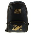 Рюкзак 30 х 12 х 44 см «ЧМ по футболу 2018», экокожа, 1 отдел, 2 кармана