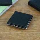 """Case """"Stans"""", black, 10x10 cm"""