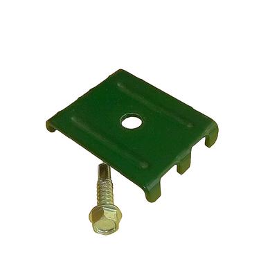 Набор креплений: скоба и саморез, 5,5 × 32 мм