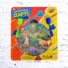 """Дартс магнитный """"Динозавры"""""""