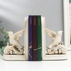 """Держатели для книг """"Летящая птица"""" набор 2 штуки 19х12х9,5 см"""