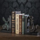 """Держатели для книг """"Подводник"""" набор 2 штуки 20х14х8,3 см"""