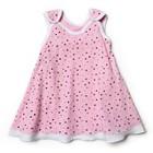 Платье-боди детское, рост 56 см, цвет розовый M054038_М
