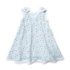 Платье-боди детское, рост 86 см, цвет голубой M054038_М