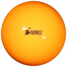 Ball gymnastic Pastorelli New Generation, 18 cm, FIG, color lilac.