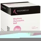 Мяч гимнастический 18 см Pastorelli New Generation FIG Зелёный - фото 714424