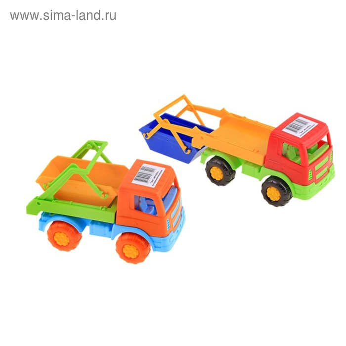 """Автомобиль - коммунальная спецмашина """"Тёма"""", цвета МИКС"""