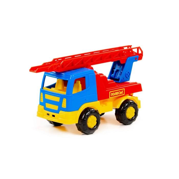 Автомобиль-пожарная спецмашина «Салют», цвета МИКС - фото 105650012