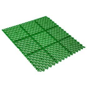 Модульное покрытие, ЭКОНОМ, 38 х 38 х 0,7 см, 7 шт Ош