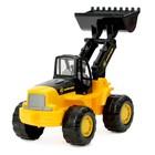 Трактор - погрузчик «Умелец», цвета МИКС - фото 105650017