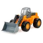 Трактор - погрузчик «Умелец», цвета МИКС - фото 106526660
