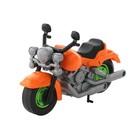Мотоцикл гоночный «Кросс» цвета МИКС - фото 76484324