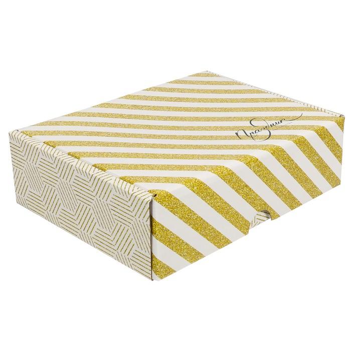 Складная коробка «Праздник волшебства», 30,7 х 22 х 9,5 см