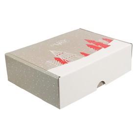 Коробка складная «Чудеса», 30,7 х 22 х 9,5 см Ош