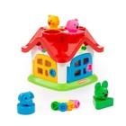 Развивающая игрушка «Логический теремок» - фото 106526688