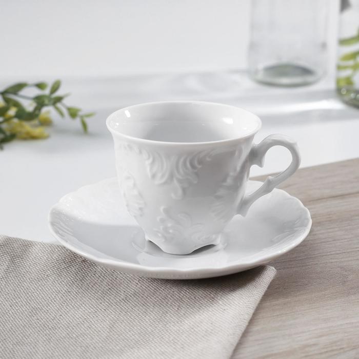 Кофейная пара 100 мл Rococo