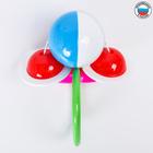 Погремушка «Ягодное лукошко», цвета МИКС