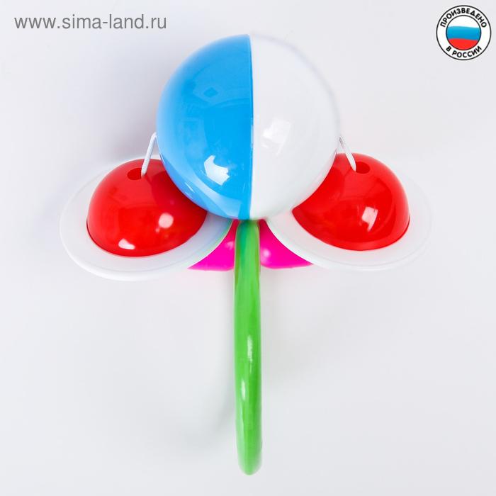 """Погремушка """"Ягодное лукошко"""", цвета МИКС"""