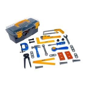 Набор инструментов «Домашний мастер», в чемодане, 25 предметов