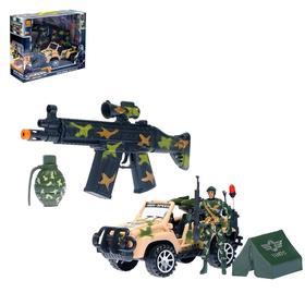 Набор военного «Славная миссия», 5 предметов